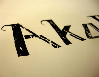 Phone Home Typeface Design