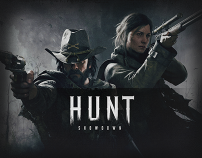 Hunt: Showdown UI Redesign (Personal Project)