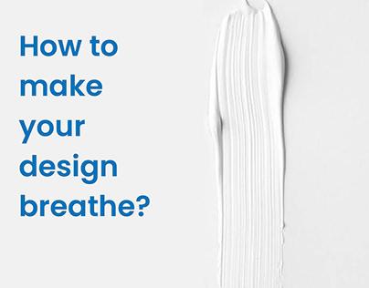 Tips to create corporate design