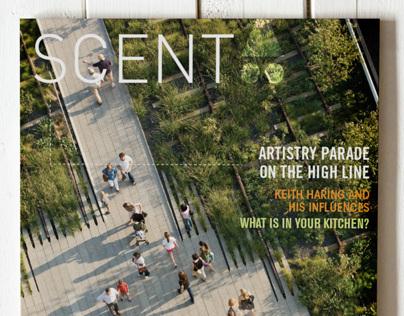 SCENT Magazine