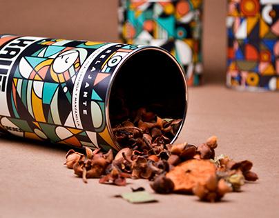 Kauu • Herbal Tea Packaging