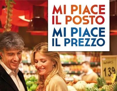 U2 supermercato - Campagna 2013