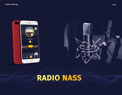 radio nas app