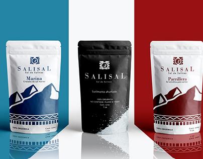 Salisal Salt Packaging