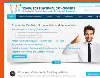 School for Functional Orthodontics by Dr. Michael Gorbo