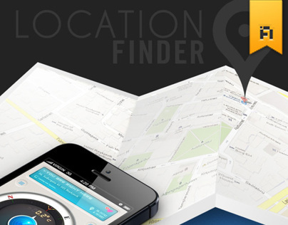 Location Finder iphone App