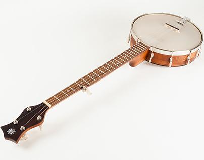 Shackleton Classic Openback banjo