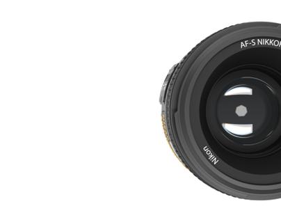AF-S NIKKOR 50 mm f/1.8G  Nikon