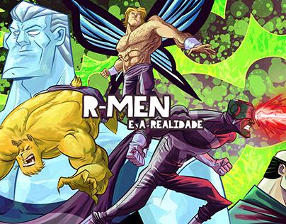 R-Men e a Realidade - Sociedade da Virtude