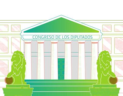 Senado EH Bildu animation