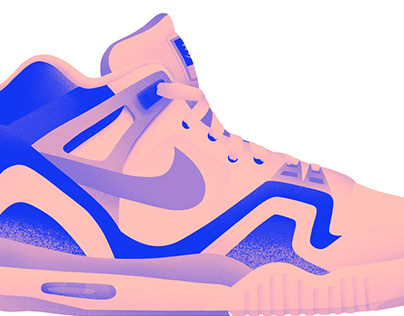 Nike Air Tech Challenge Tribute