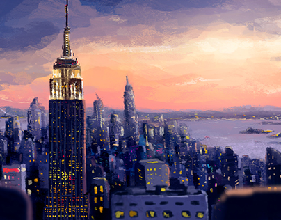 NYC Illustration