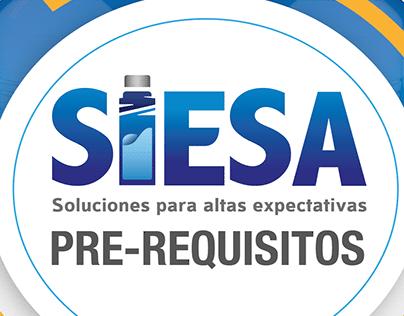 Campaña de comunicación Siesa ( México )