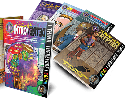 COLORING BOOKS (EDUCATIONAL)