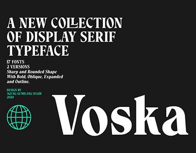 Voska Font