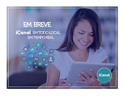 Conteúdo Digital Icanal