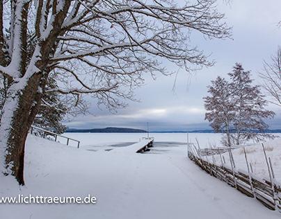Malexander im Winter