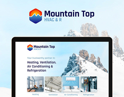 Mountain Top — Branding + website
