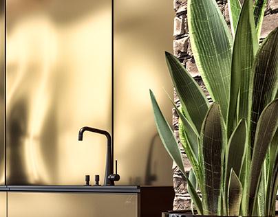 Villa X | Interior design Project