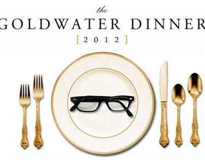 Goldwater Dinner logo