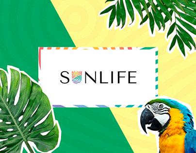 Sunlife | Разработка Брендбука | Brand Book