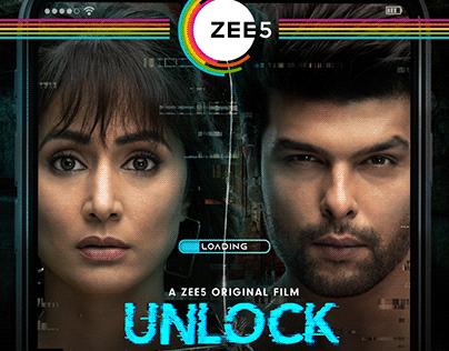 Digital Launch Campaign for UNLOCK