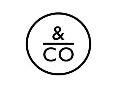 O´kean & Co. Brand for a men fashion label