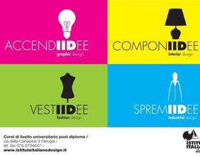 campagna adv IID (Istituto Italiano Design) Perugia