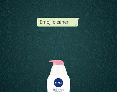 NIVEA - Emoji Cleaner