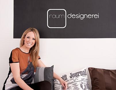 "Logodesign & Photo reportage ""raumdesignerei"""