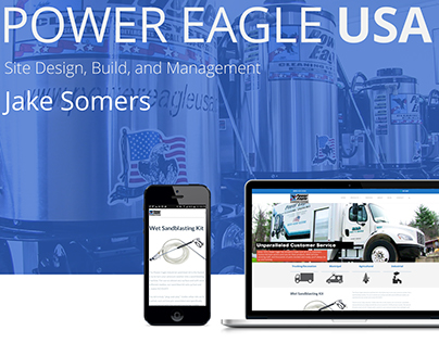 Power Eagle Site Build