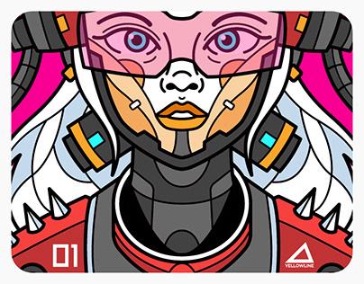 Cyberpunk No.01