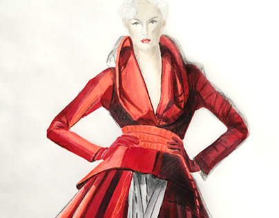 Illustration / Fashion