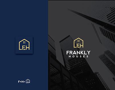 Real Estate Logo & Branding | FH Real estate Logo