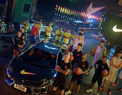 Nike's Unlimited Shanghai Event
