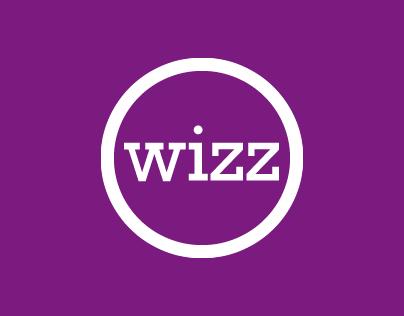 Wizz Air Rebrand on Behance