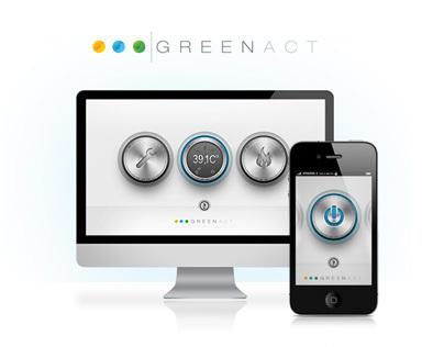 Greenact - UI
