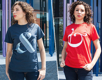 Ampersand tees