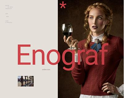 Enograf – online course