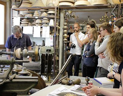 Workshop Bauhaus University Weimar- Industrial Design