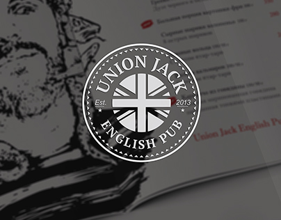 Menu for English Pub