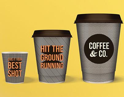 BRIEFBOX: Coffee Shop Branding
