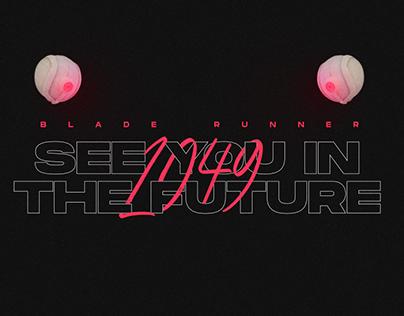 Blade Runner 2049 | Matte Painting Series