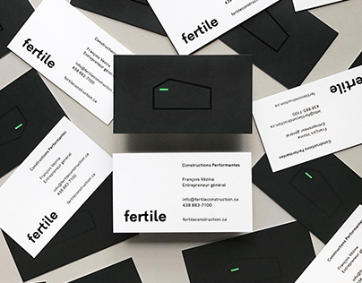 Brand Identity for Fertile