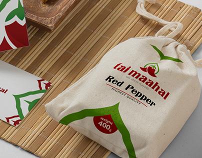 Taj Maahal Branding
