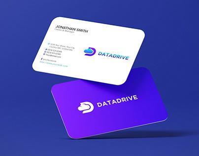 Data store logo design