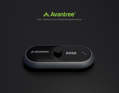 Wireless in Car Handsfree Speakerphone