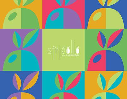 Sfrigolìo - Food Brand