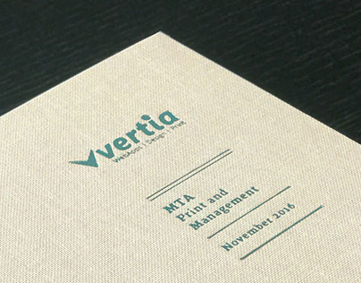 Vertia MTA Print and Management