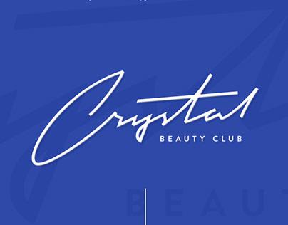 Cristal logo design